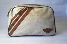 Your place to buy and sell all things handmade Bowling Bags, School Bags, Travel Bag, Etsy Vintage, Gym Bag, Shoulder Strap, Backpacks, Zip, Sports