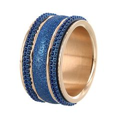iXXXi ring rose blue caviar