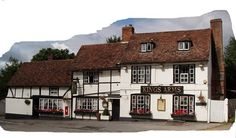 The Kings Arms pub in my parents old village of Boxley, Maidstone