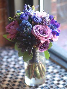 Dumbo Loft wedding bouquet