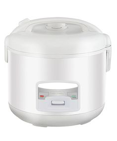Love this Deluxe 16-Cup Automatic Rice Cooker & Soup Maker on #zulily! #zulilyfinds