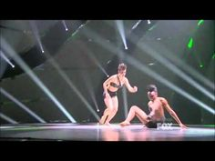 So You Think You Can Dance Season 8 Sasha and Melanie (Choreographed by Sonia Tayeh)