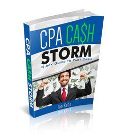 WSO - CPA Cash Storm | Design & Blogging Guide