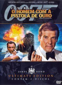 El hombre de la pistola de oro (1974) Reino Unido. Dir: Guy Hamilton. Acción. Aventuras - DVD CINE 539
