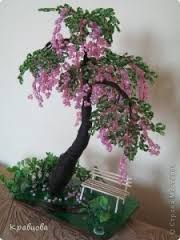 bonsai en chaquiras ile ilgili görsel sonucu