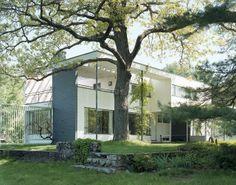 Gropius House, Lincoln, Massachusetts by Eirik Johnson