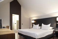 Habitación AC Hotel Ciudad de Sevilla by Marriott.