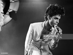 Prince perform on stage at Ahoy Rotterdam Netherlands 27th May 1992