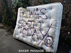 Baker Passage. Harlesden NW10