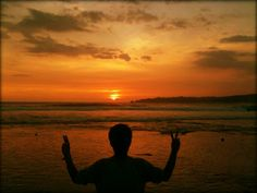Love sawarna beach