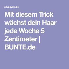 Mit diesem Trick wächst dein Haar jede Woche 5 Zentimeter | BUNTE.de