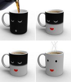 """caneca """"morning mug"""""""