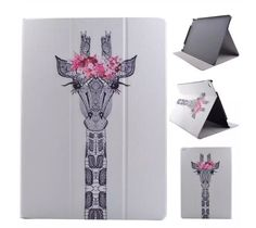 iPad Pro Case Stand Ultra-Thin Slim Cover Luxury Colorful Flip Cover Leather Case For Apple iPad Pro 12.9'' 9.7''