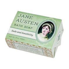 Jane Austen Soap (General merchandise)