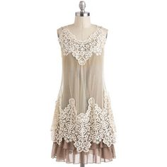 Ryu Boho Mid-length Sleeveless Tent Dreams and Sugar Dress