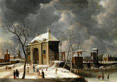 RES PICTA - Εικαστικά θέματα για μουσικές ακροάσεις: Jan Abrahamsz. Beerstraten (1622-1666)
