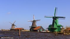 And you guessed it, they hailed from Holland :) . from the town of Zaanse Schans to be exact. Zaanse Schans is a . Looking Up, Holland, Tours, The Nederlands, The Netherlands, Netherlands