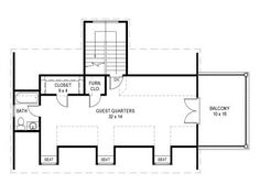 Small House Plans With 3 Car Garage Plan 14631rk 3 Car Garage Apartment With Class Garage