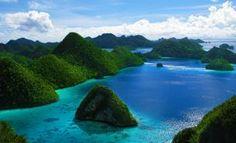 Raja Ampat ~ INDONESIA #fb #travel