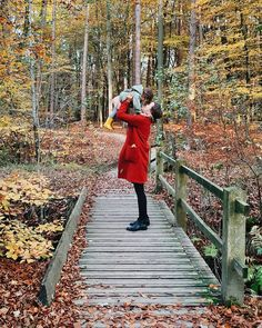 """Eveline on Instagram: """"Soaking in every moment of those last autumn days. Kinda magical don't you think? 🍂🥰Happy weekend friends!"""" Autumn Day, Happy Weekend, Railroad Tracks, Thinking Of You, In This Moment, Friends, Instagram, Thinking About You, Amigos"""