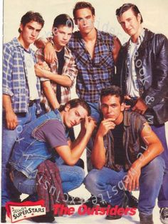 the outsiders tv series