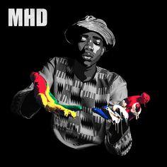 Mhd - Mhd (Cd), Pop Music