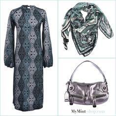 FRIDAY´S NEW ARRIVALS  #Dress   #marlenebirger   #bag   #DKNY   #Tuch   #BarbaraBui