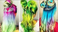 Haircut and Color Transformation 2017 -  Amazing Hairstyles Compilation ...
