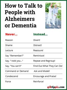 Share this pix with those who have family or friends affected by Alzheimers or dementia. Home Instead Senior Care is devoted to providing the highest quality in home senior care, Alzheimer's & dementia care, companionship and more in Central Arkansas. Alzheimer Care, Dementia Care, Alzheimer's And Dementia, Vascular Dementia, Dementia Quotes, Alzheimers Quotes, Dementia Facts, Stages Of Dementia, Lewy Body Dementia