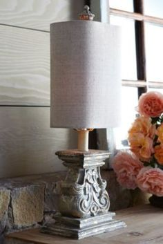 Margot Artifacts Lamp from Soft Surroundings