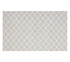 Addison Rug - Gray | Pottery Barn Kids 8x10 $699 Delivery Surcharge: 25 hand tufted wool