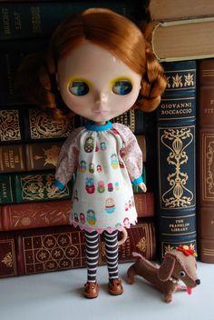 little matryoshka dress