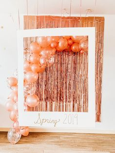 Balloon arc rose gold birthday party Instax decorations DIY Balloon arc rose gold birthday party Ins 18 Birthday Party Decorations, 13th Birthday Parties, Gold Birthday Party, Balloon Birthday, Rose Gold Party Decorations, 18th Birthday Decor, Birthday Party Ideas For Teens 13th, 21st Birthday Themes, Birthday Cake