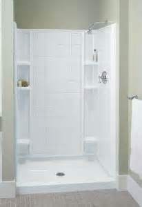 Prefab Shower Enclosures With Seats   Bing Images