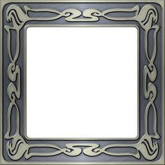 Presentation Photo Frames: Square, Style 08