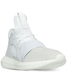 761d8dde27a2 adidas Women s Originals Tubular Defiant Casual Sneakers from Finish Line  Shoes - Finish Line Athletic Sneakers - Macy s