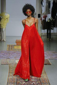 Ashish Fall 2018 Ready-to-Wear Fashion Show Collection