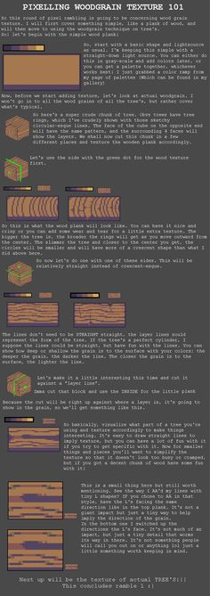 Pixel Joint Forum: Various Pixel Tutorials