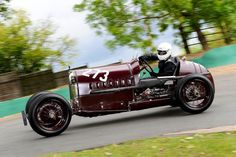 Bolster Special VSCC Cadwell