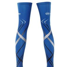 CatEye Cycling Bike Knee Warmers Outdoor Sports Leg Anti-UV Breathable Covers