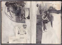 Sketchbook Collages