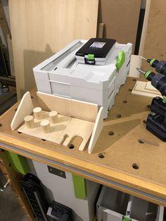 Festool Systainer, Tool Storage, Lab, Wood, Ideas, Woodwind Instrument, Timber Wood, Labs, Trees
