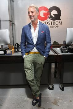 Unassailable style of Michael Bastian