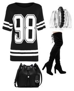 """Untitled #5"" by jairenee25 on Polyvore featuring Avenue and MICHAEL Michael Kors"