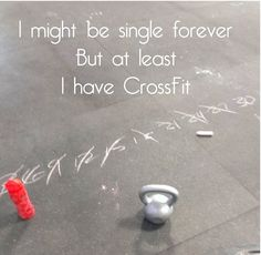Crossfit love! Sooooo True!!!!