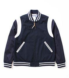 nanamica / 65/35 Varsity Jacket