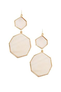 Product Name:Geo Drop Earrings, Category:ACC, Price:5.9