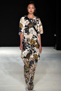 Rag & Bone womenswear, spring/summer 15, New York Fashion Week
