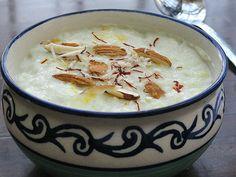 phirni-rice-pudding