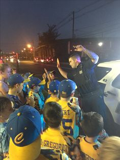 Last Thursday, Patrolman Gerrity saw the Cranford 8UB baseball team at DQ celebrating their championship win over Westfield and stopped to wish them congratulations. Great job boys and thanks to Patrolman Gerrity for completing their celebration with a lights and siren show.